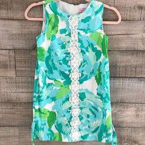 Girls Lilly Pulitzer shift dress